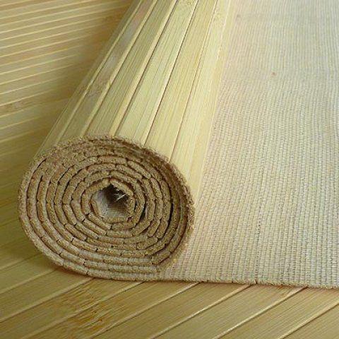 Бамбукові шпалери в інтер`єрі кімнат: фото і дизайн