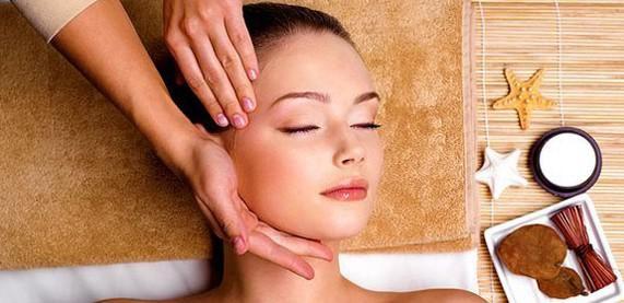 масаж для проблемної шкіри обличчя