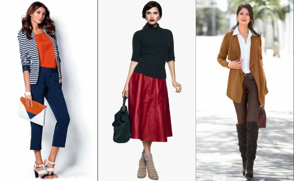 Французький стиль в одязі для жінок (фото)
