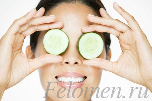 Ефективні маски для шкіри навколо очей