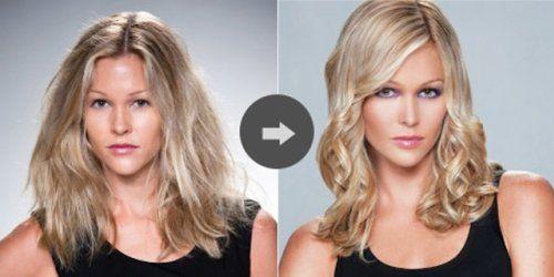 Результат використання шампуню для зміцнення коренів волосся помітний вже через 1-2 тижні