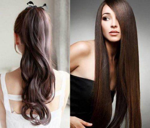 Сухе і ламке волосся перетворяться в густі і шовковисте буквально за 3-4 тижні