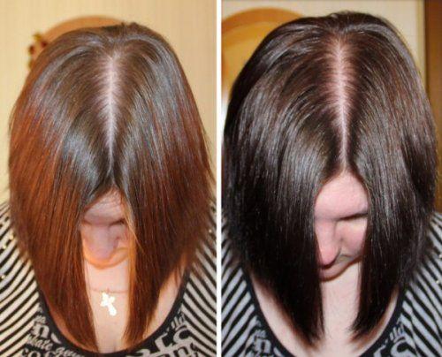 Хна дозволяє не тільки зміцнити волосся, але і запобігти їх випадання