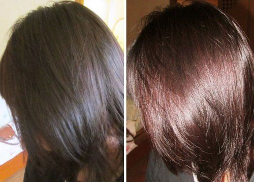 Маски з хною зміцнюють волосся і надають їм здоровий блиск