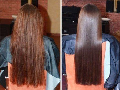 Регулярне застосування масляної сироватки дозволяє буквально перетворити волосся протягом місяця