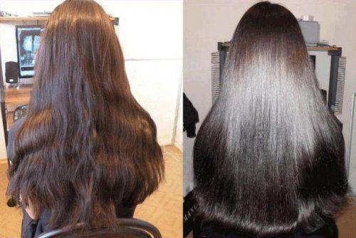 Масляні компреси ефективно зміцнюють волосся, і сприяють їх інтенсивному росту