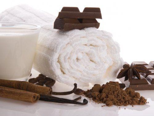 Шоколадне обгортання - це вишукані ласощі для волосся