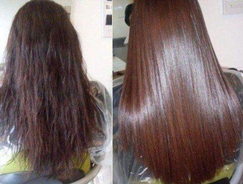 Трав`яні маски дозволяють зміцнити волосся, і служать натуральним відтіночним засобом