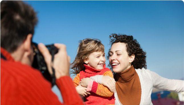 Як правильно вибрати фотоапарат для сім`ї