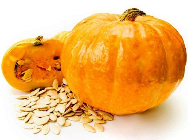 Як приймати гарбузове насіння від глистів. Користь і рецепти від паразитів