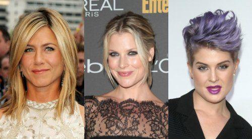 Збалансувати трикутну або грушоподібної форми обличчя можна правильно підібравши чубок