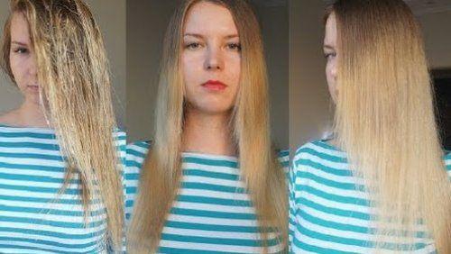 Завдяки ламінування ви забудете про заплутує волоссі