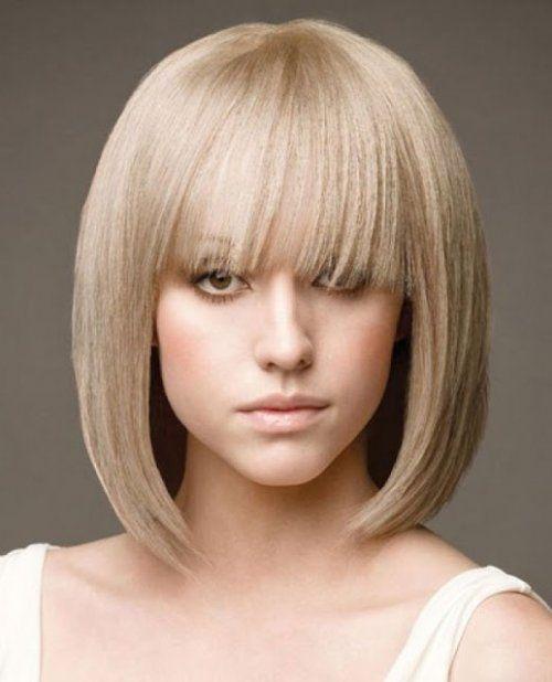 Модні зачіски і стрижки середньої довжини