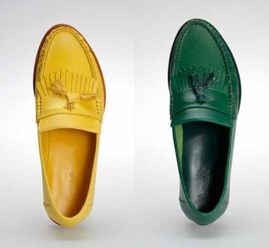 Модні жіночі лофери - фото красивого взуття