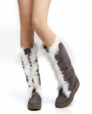 Модні зимові чоботи 2014-2015 для жінок