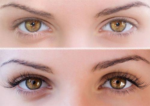 «Білячий» ефект дозволяє зробити акцент на зовнішні куточки очей