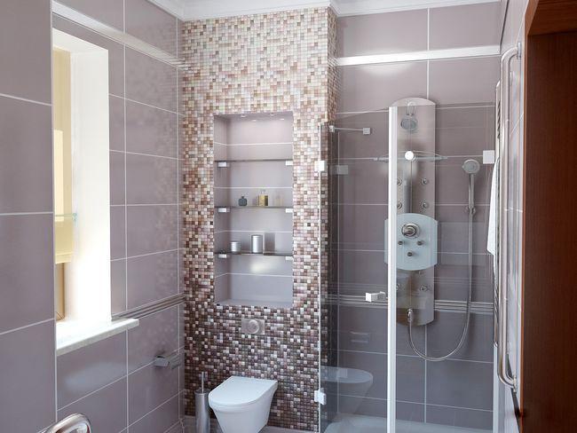 Відкритий душ у ванній без душової кабіни: фото, дизайн, ідеї