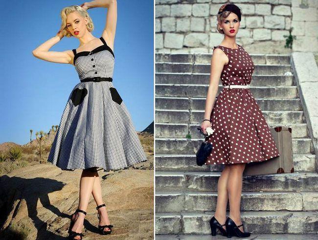 Плаття для стиляг