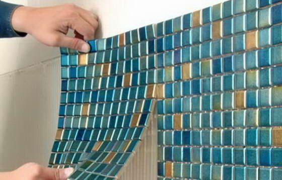 Плитка-мозаїка для ванної кімнати: фото, ідеї, дизайн