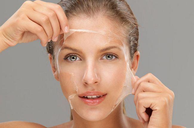 Підтягують маски для обличчя з желатину від зморшок замість «ботокса»