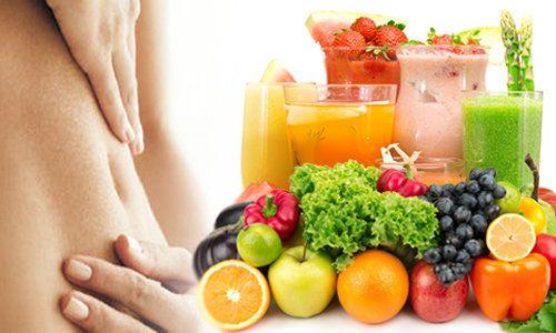 Корисна дієта при геморої на кожен день