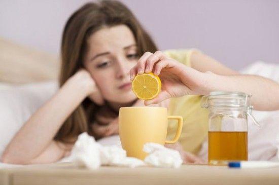 Лікування ромашкою простудних захворювань