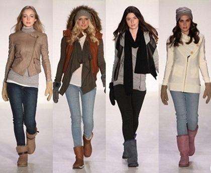 З чим носити уггі взимку? Фото 24 модних комбінацій