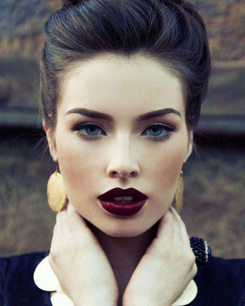 Секрети ідеального макіяжу для брюнеток
