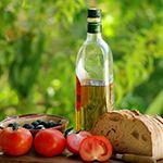 Середземноморська дієта зменшує число серцевих нападів і інсультів в групах ризику
