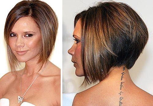 Стильні зачіски для круглого особи
