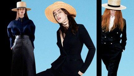 Стильні жіночі капелюхи весна 2015