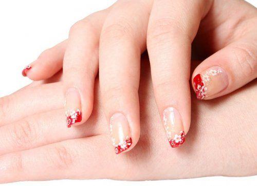 Стильний дизайн нарощених нігтів різної довжини